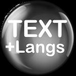 Text + Langs