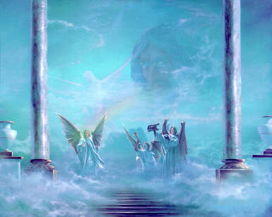 Selected Art, Music, Pictures, Videos & Quotes to Illustrate What Heaven Will Be Like! Heaven