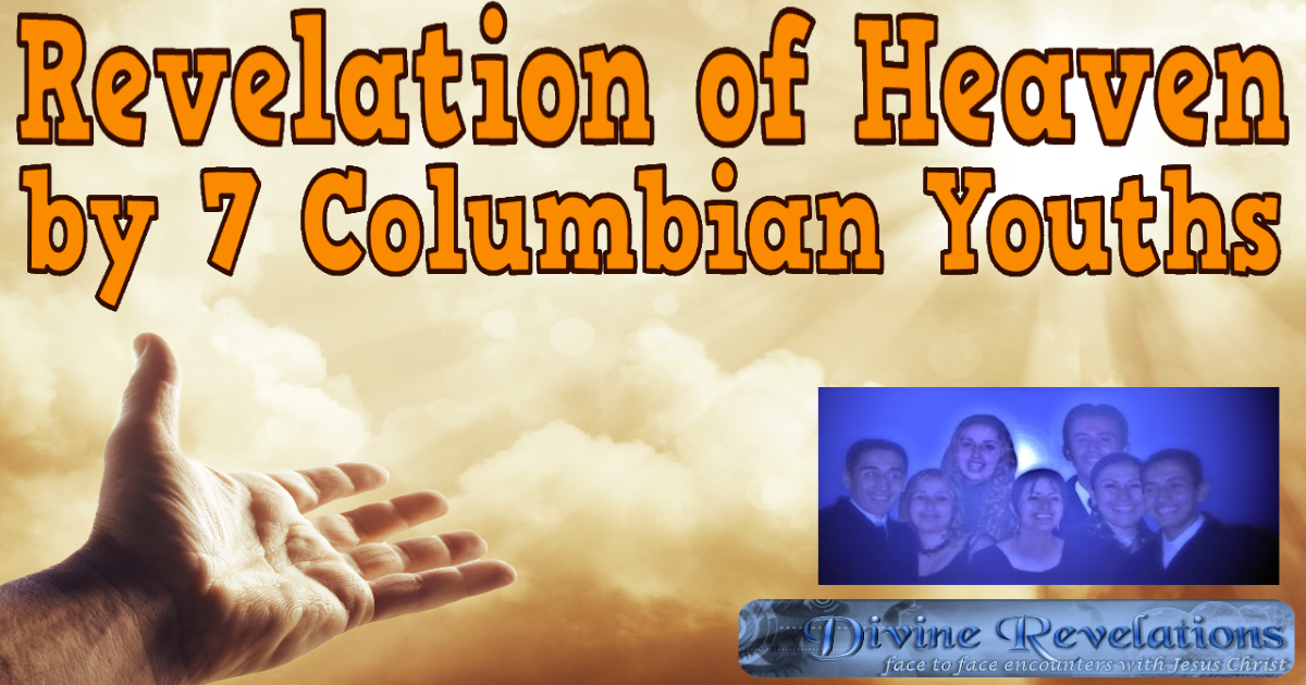 Revelations of Heaven by 7 Youths