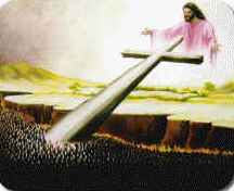 The Cross, the way to Jesus