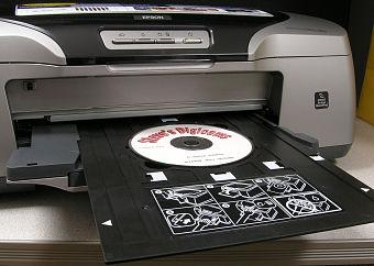 good-looking CD-Rs CD_Printer