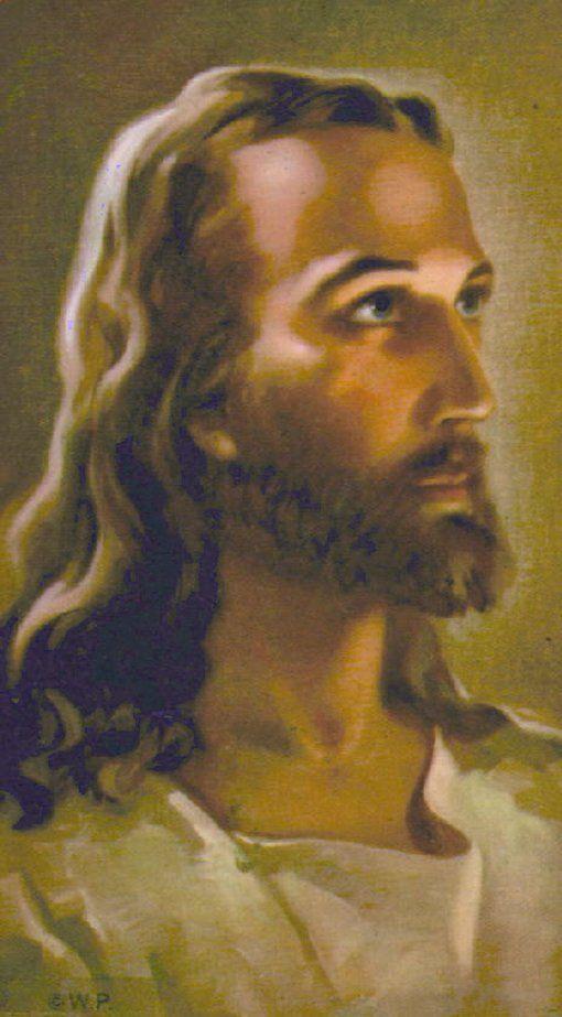 LE SCAPULAIRE DU CARMEL , Yes Xus daim duab Jesus_070