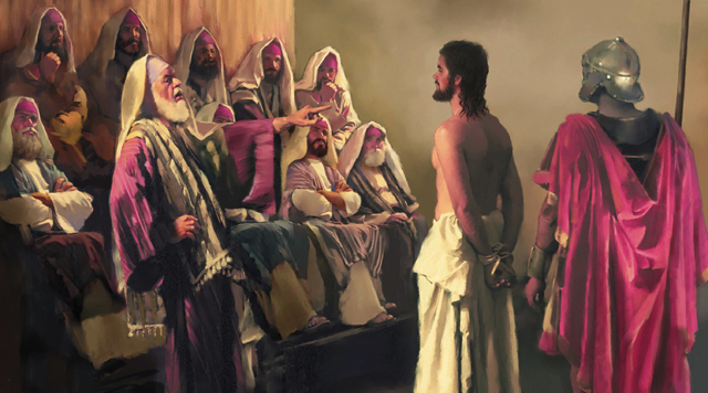 the four perspectives of jesus in