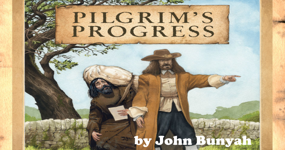 pilgrims progress The pilgrim's progress from this world, to that which is to come is a 1678 christian allegory written by john bunyan it is regarded as one of the most significant.