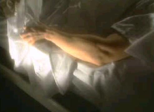 Grabing mattress