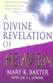 A Divine Revelation of Heaven Book