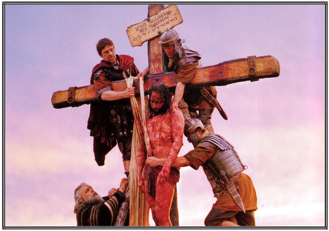 Pics Photos - Jesus On The Cross Passion Of The Christ