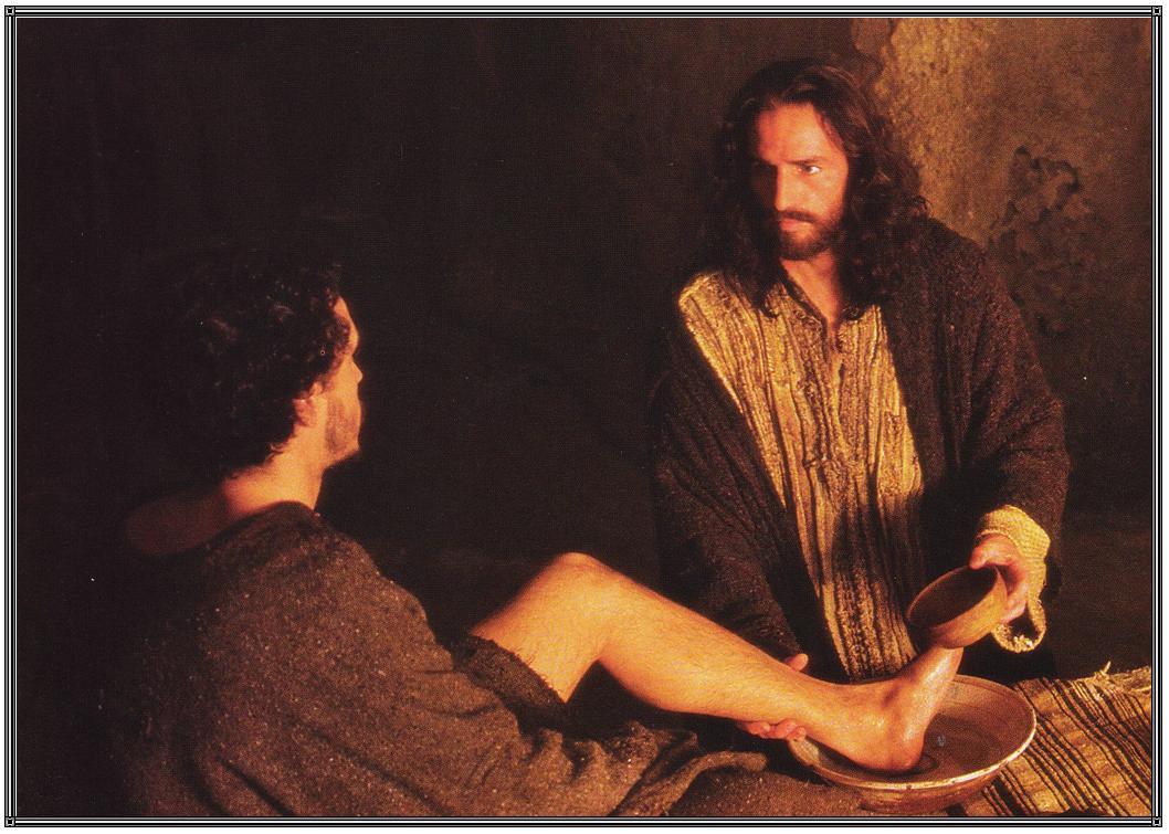 jesus christ the selfless servant msgr mangan