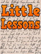 Little Lessons