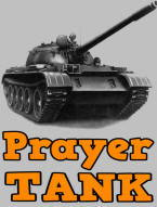 the Prayer Tank