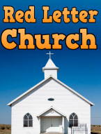 Red Letter Churches vs Grace based Churches