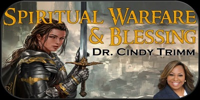 Spiritual Warfare and Blessing