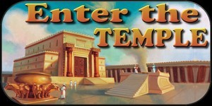 Enter the Temple