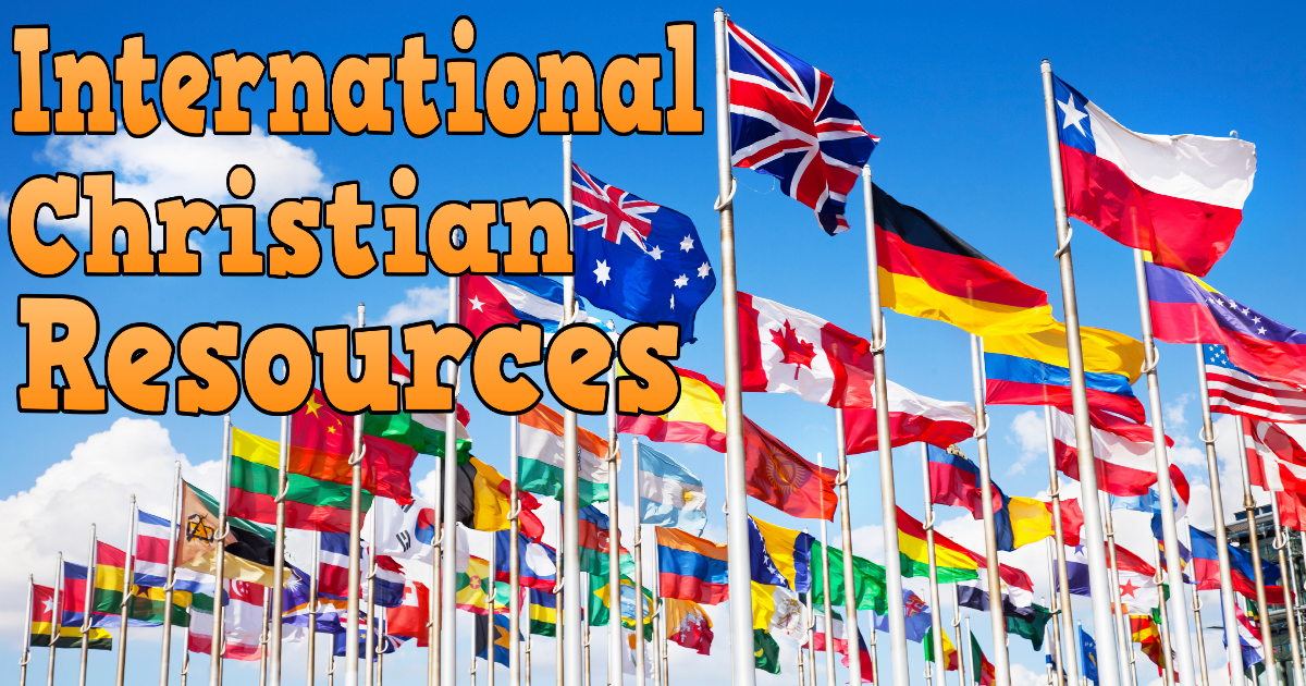 International Christian Resources - Bibles, MP3, PDF