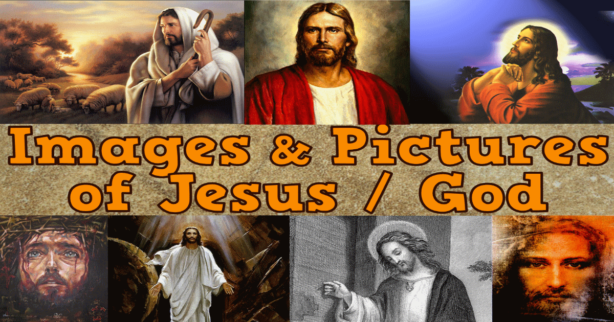 280 Images Pictures Of Jesus And Bible Verse