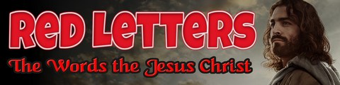 The Red Letters of Jesus Christ